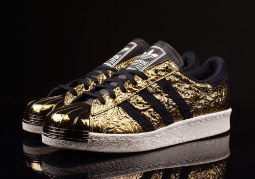 Adidas Originals Superstar 80S Damen Sneaker Online Metallic