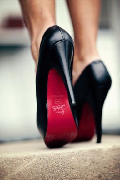 the latest 91a9e 5bf9f Louboutin red soles. Shoes. High. Heels. Accessories ...