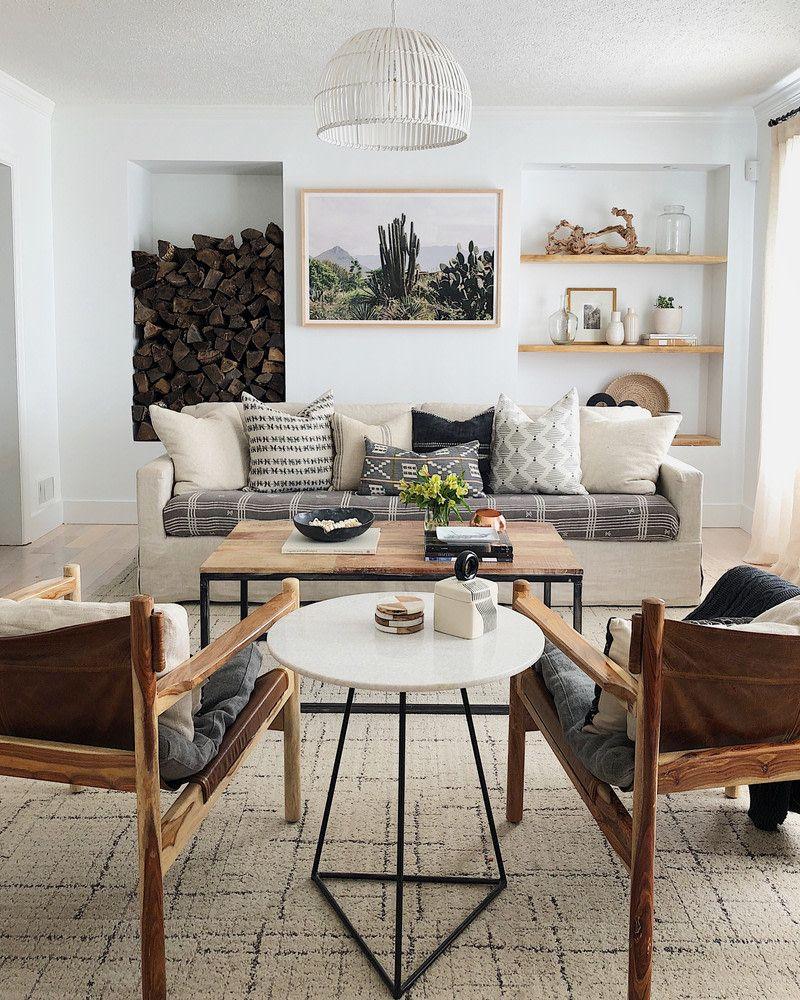 Anissa House Seven Design And Build Domino Instagram Takeover Winter Living Room Decor Living Room Decor Cozy Living Room Scandinavian
