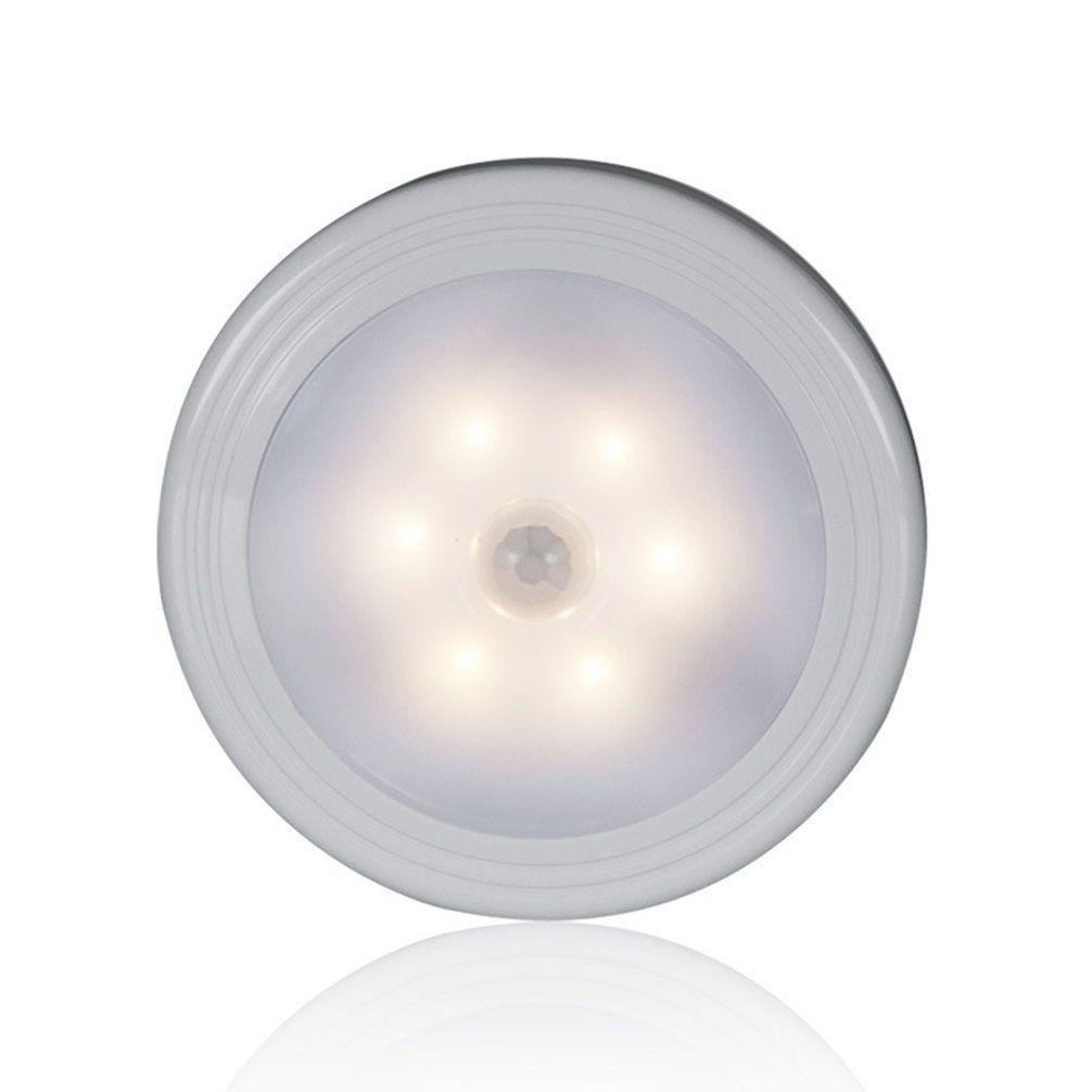 Ipuis led motion sensor led light sensor night light human body