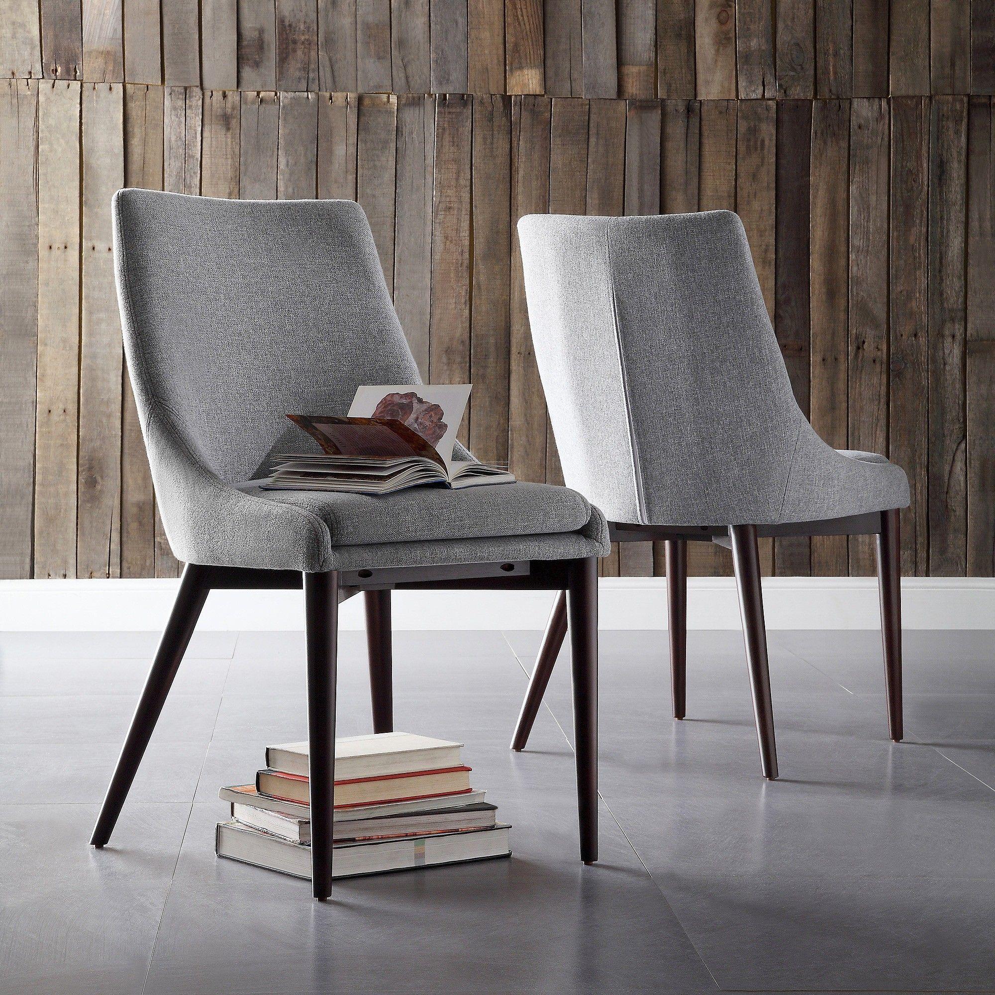 sullivan dining chair grey set of 2 target