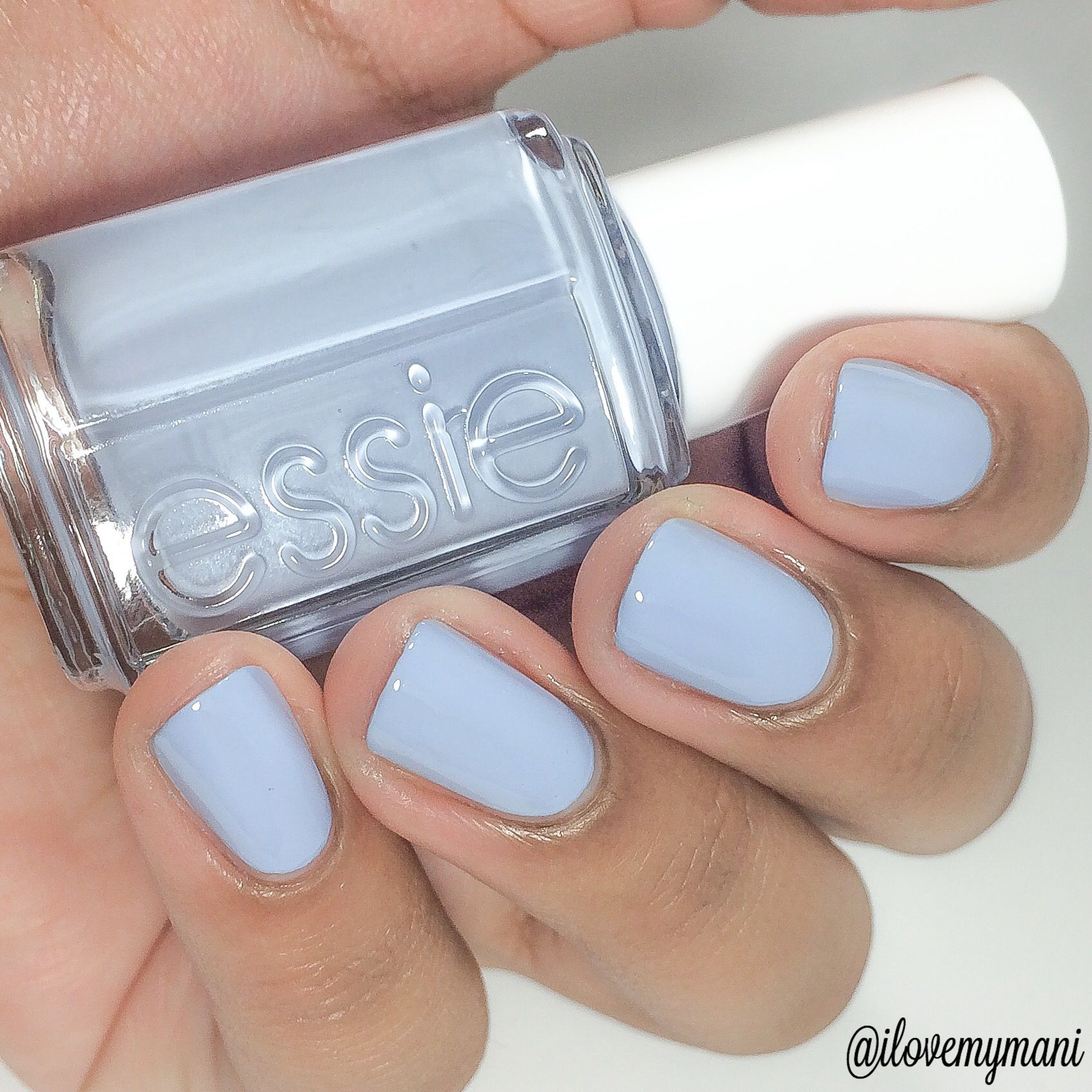 Essie\'s Salt Water Happy | At Your Fingertips | Pinterest | Water ...