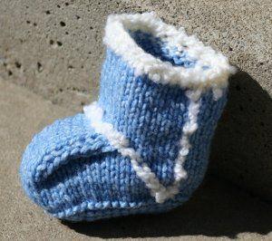 4c4b8fc9127 Bitty Baby Uggs   Books Worth Reading   Baby uggs, Knitting dolls ...