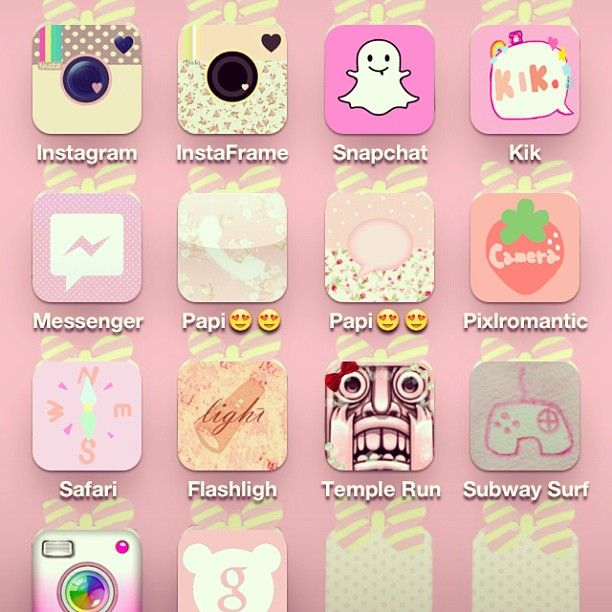 my #cutest #homescrean #background #new #icons #from #cocoppa