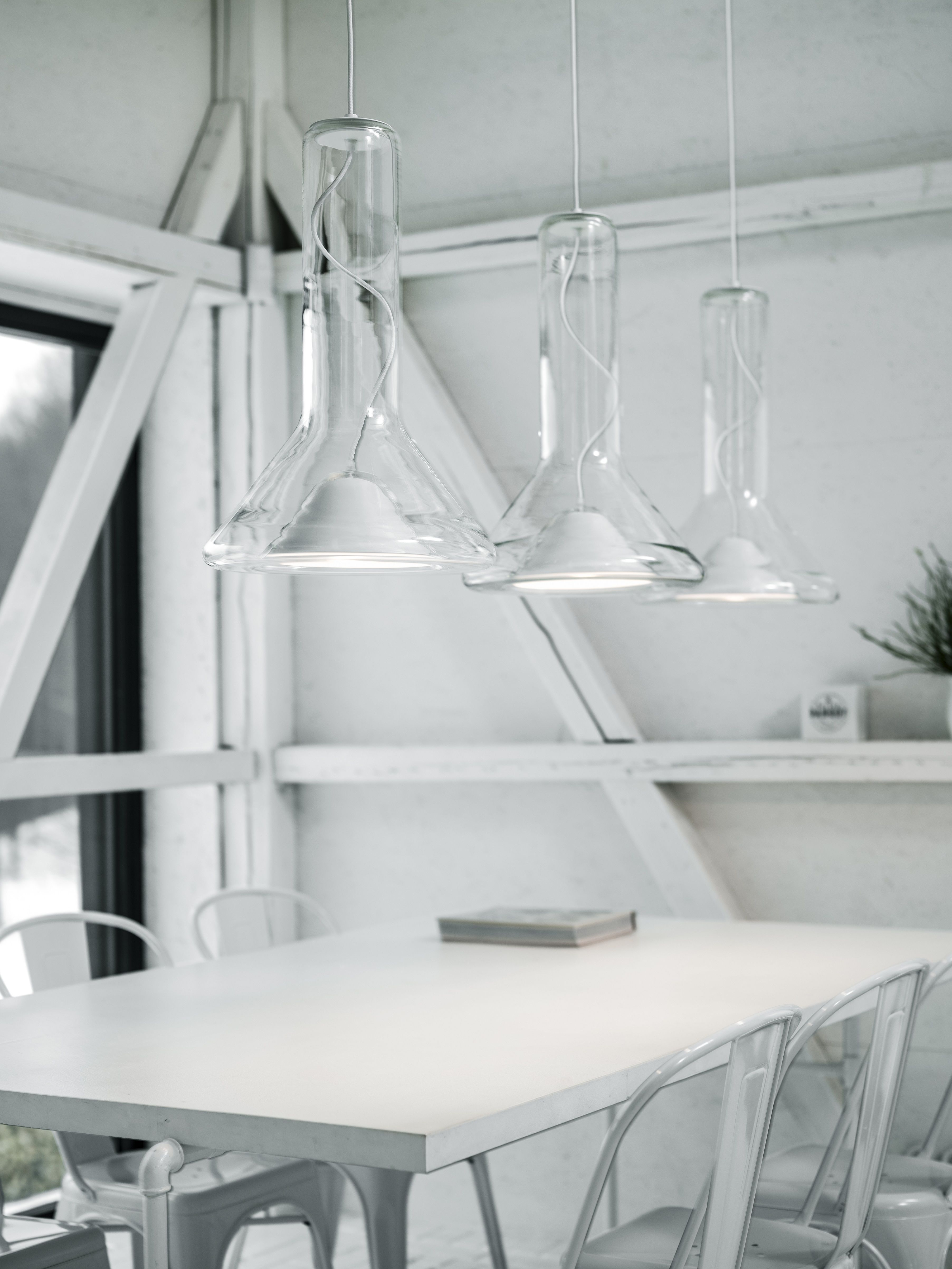 White Interior Brokis Lights White Whistle Is Hanging Light Design By Lucie Koldova Pendant Lamp Lamp Design Hanging Lights