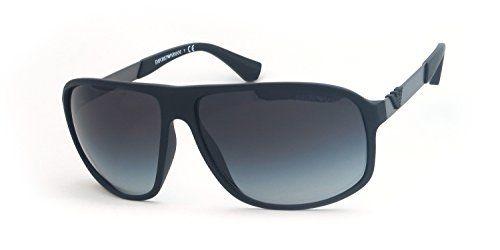 3ee7f94100ae Emporio Armani Men s EA 4029 Essential Leisure Wayfarer Sunglasses ...