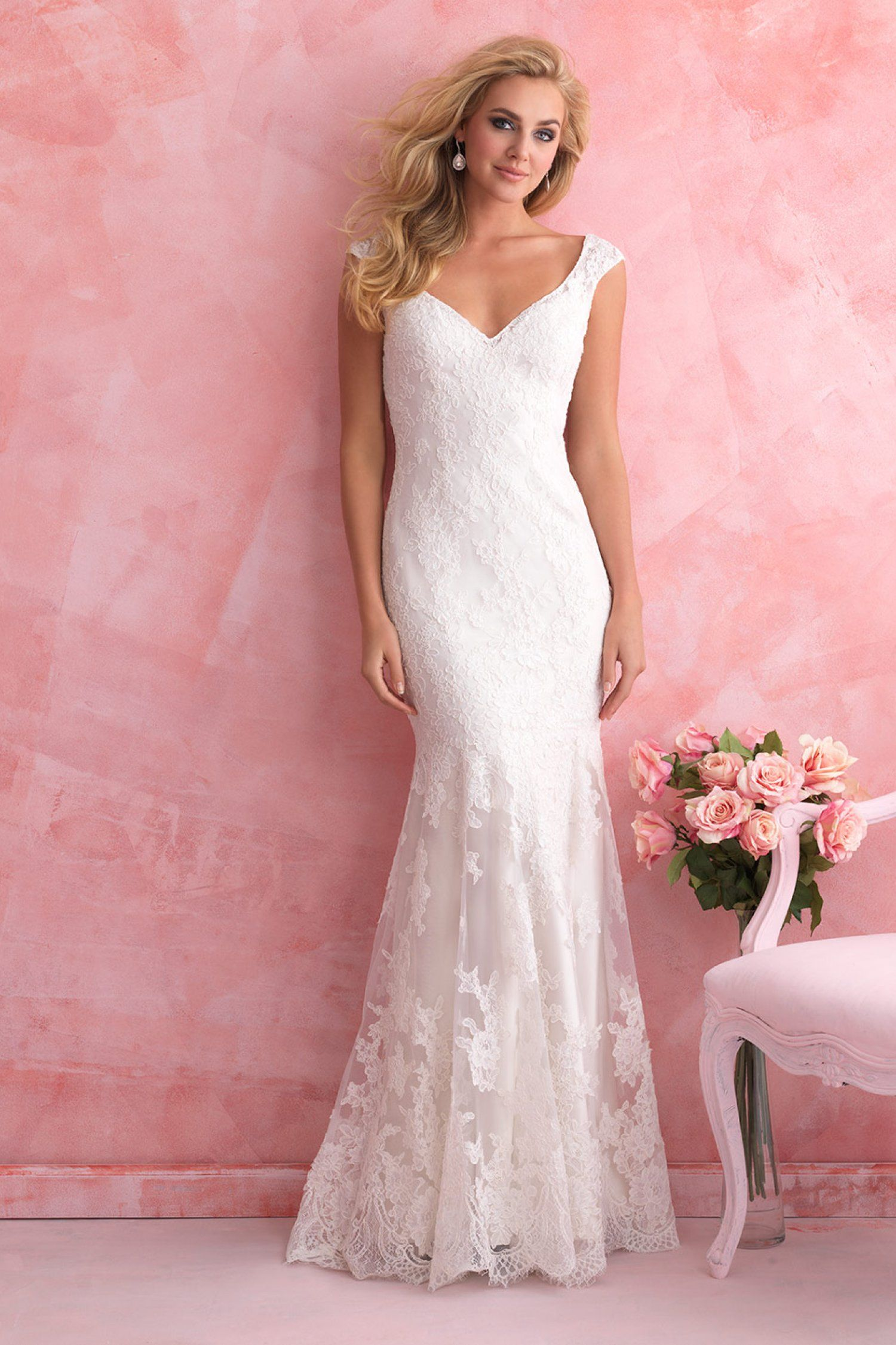Allure - 2800 | wedding dresses | Pinterest