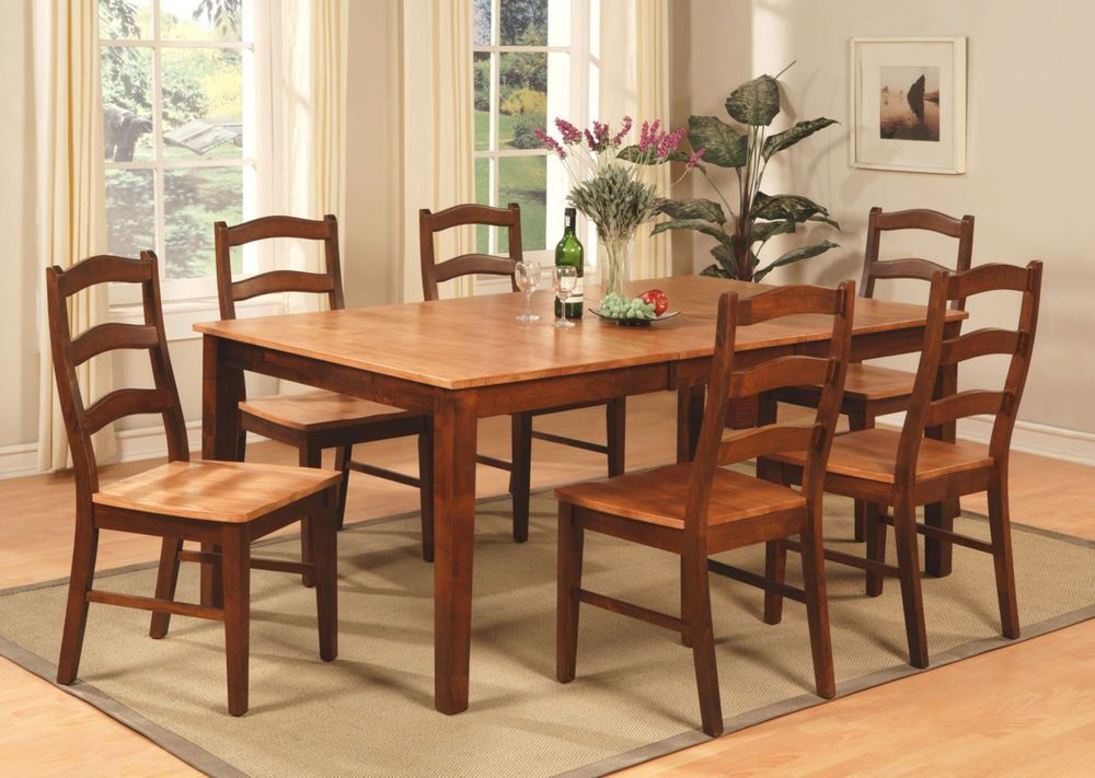 Details About East West Furniture 9pc Henley Dining Set Table W 8