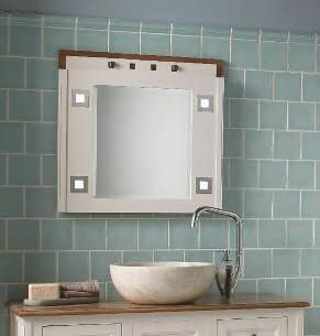 Imperial North Shore Wall Mounted Mirror Buy Non Illuminated Bathroom Mirrors From UK Bathrooms