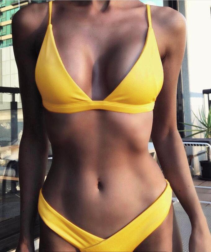 c516fb10245 Hot Swimsuit Beach Summer Sexy New Arrival Ladies Swimwear Bikini  [11604640271]