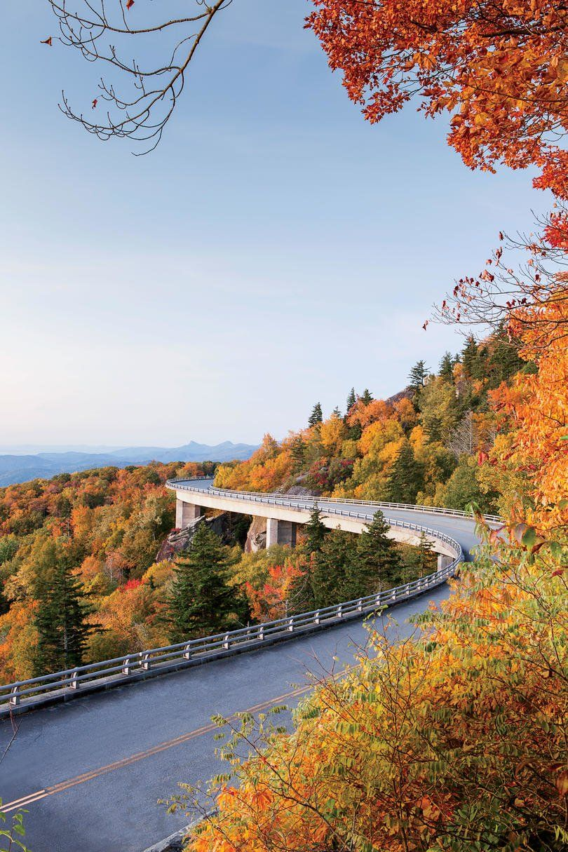 Prime Time On the Blue Ridge Parkway