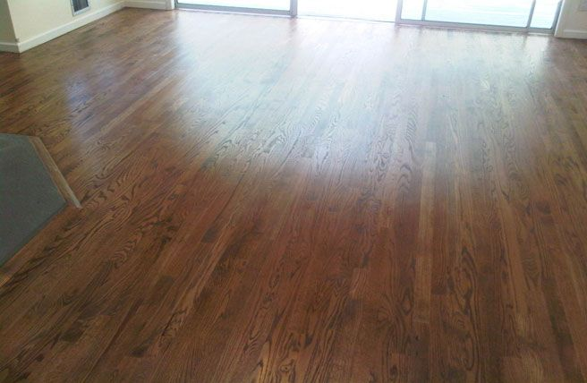 Red Oak Provincial Stain Red Oak Hardwood Floors Red