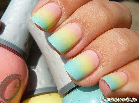nail-art-trends-contrast.jpg (450×332)