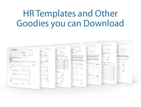 Gearing up for your next employee review cycle here39s a for Human resource forms and templates