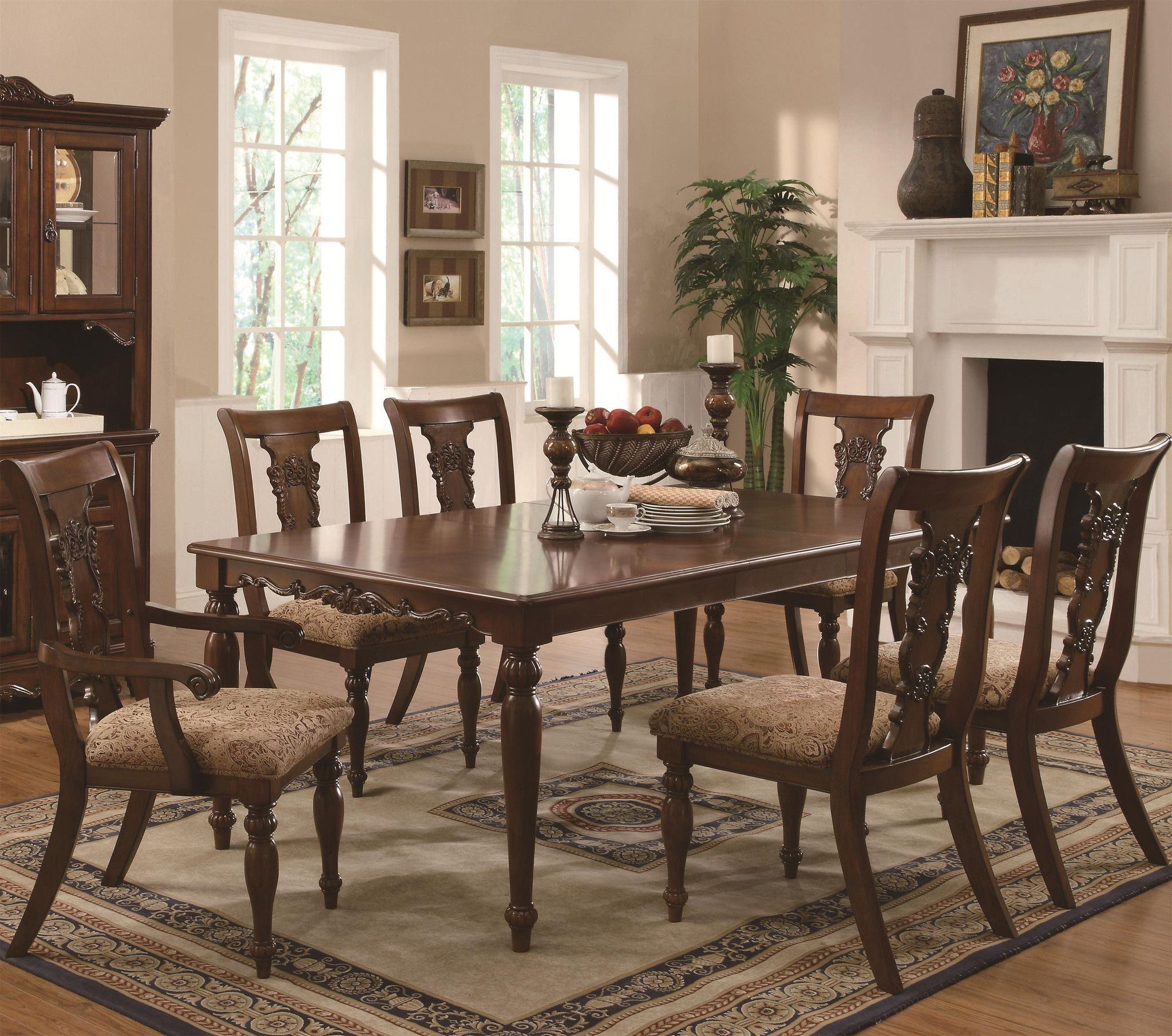 Addison Seven Piece Dining Set