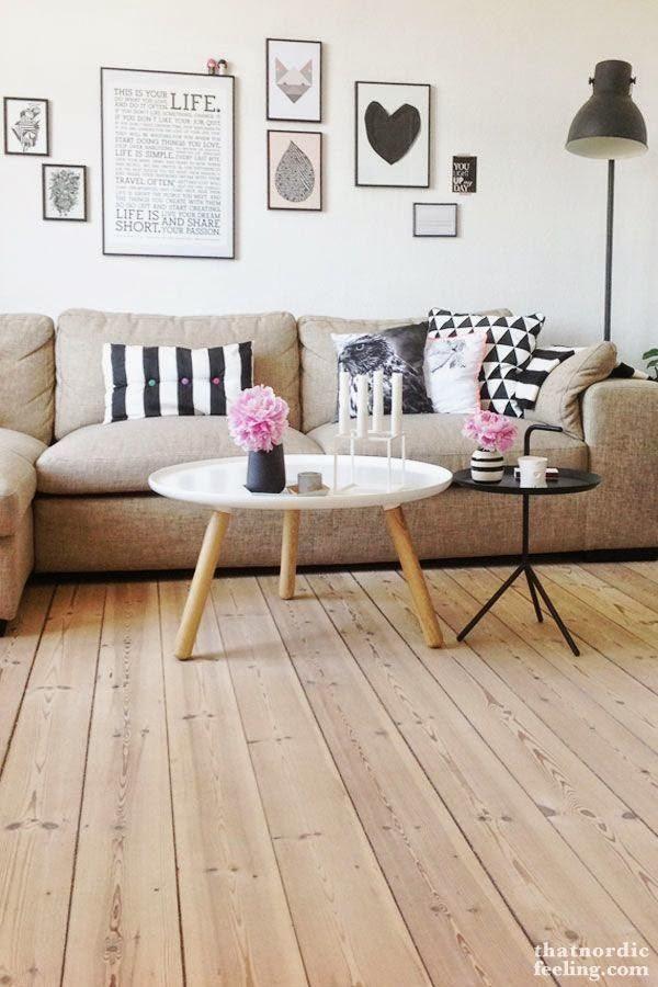 6 ideas para decorar la pared del sof proyectos de - Decorar pared sofa ...