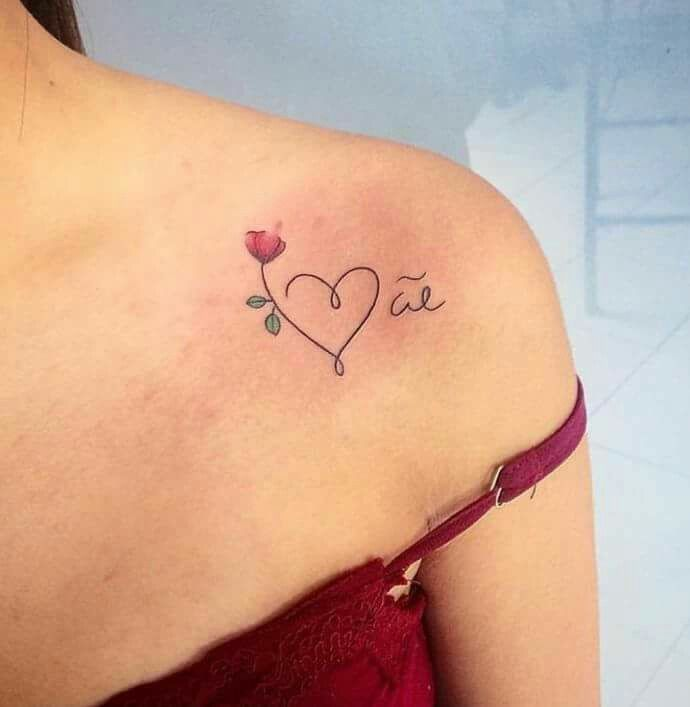 Pin De Tracy Smith Em Tattoo Tatuajes Minimalistas border=