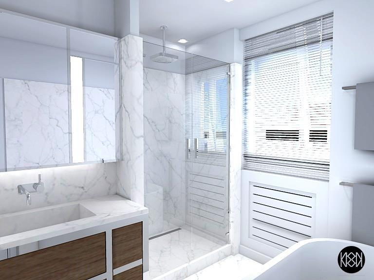 Etude et conception d\u0027une salle de bain Réalisation de plans