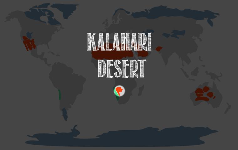 Kalahari desert map interesting facts about the world pinterest kalahari desert map interesting facts about the world pinterest desert map and unit studies gumiabroncs Image collections