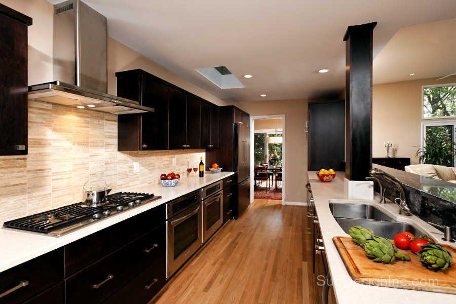 Open Floor Plan Kitchen Remodel Sun Design Remodeling Unique Sun Design Remodeling