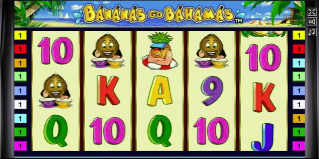 Игровые автоматы бананас бура карты i играть
