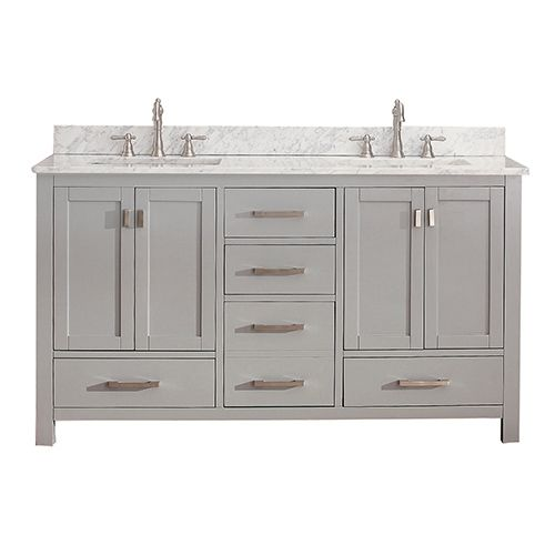 Stunning 55 Inch Double Sink Vanity Bathroom Vanities Options On