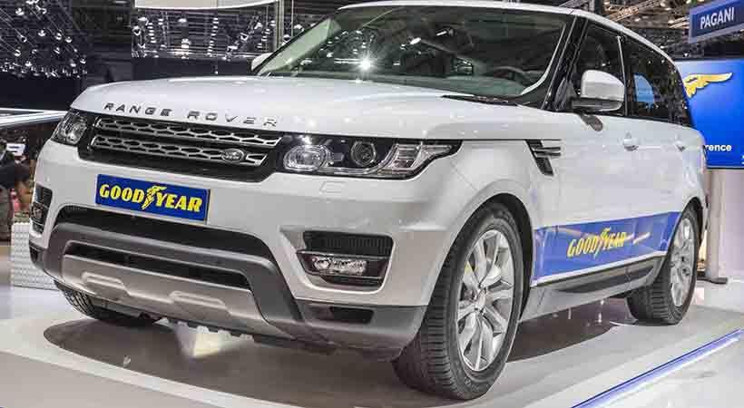 Range Rover Sport 2016 con llantas Goodyear - http://autoproyecto.com/2015/08/range-rover-sport-2016-con-llantas-goodyear.html?utm_source=PN&utm_medium=Pinterest+AP&utm_campaign=SNAP