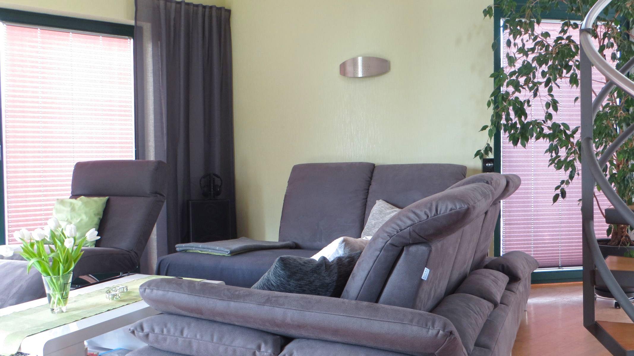 Fresh  plissee wohnzimmer couch Macht Euer Zuhause sch ner mit unseren Plissees