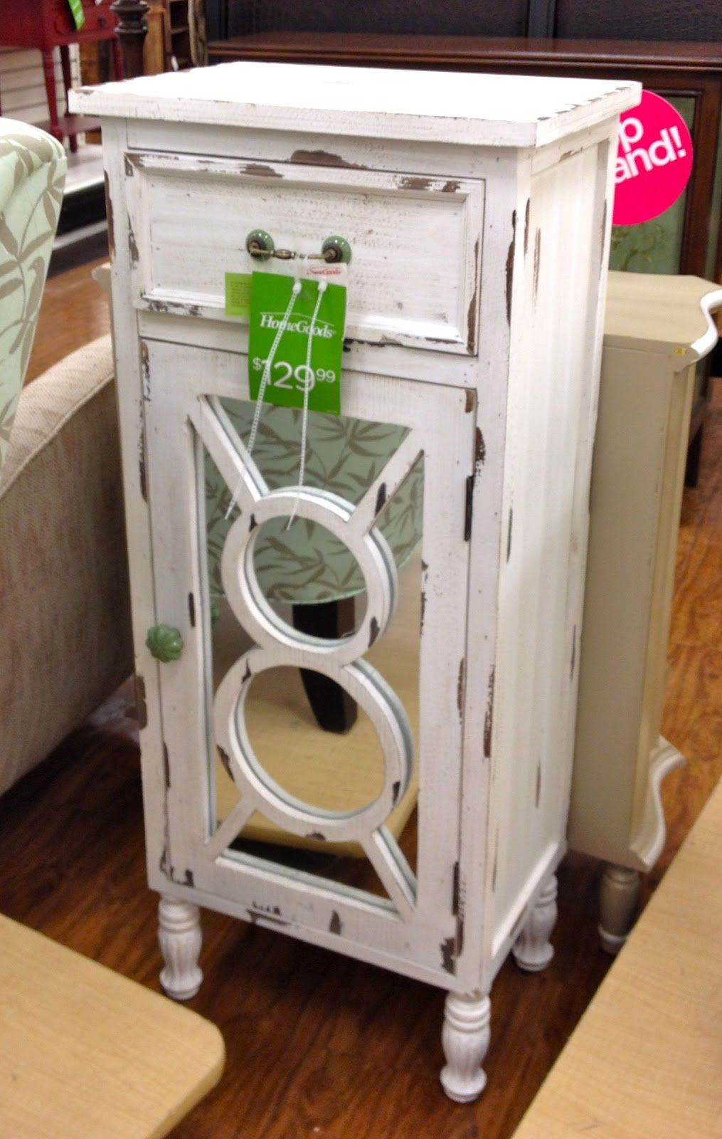 Shop Home goods store, Home goods, White console table
