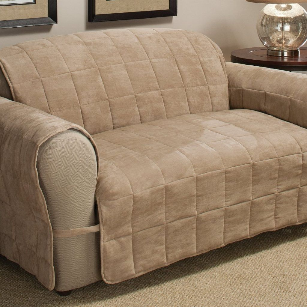 Best Couch Covers For Leather Couches | Slipcovers for ...