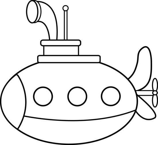 Cute Submarine Coloring Page Free Clip Art Coloring Pages Coloring Pages For Boys Vbs Crafts