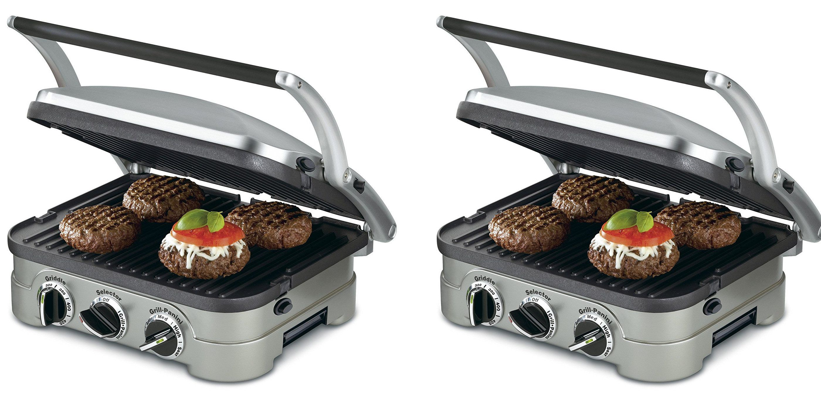 Cuisinart S Best Selling 5 In 1 Griddler Back Down To Amazon Low