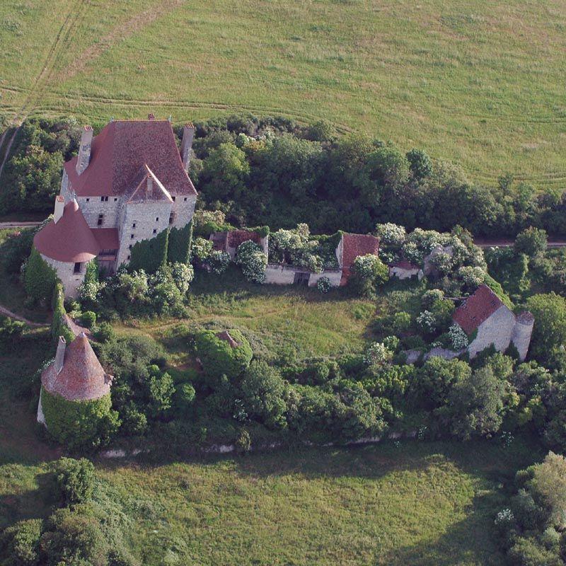 Château de Fourchaud 03