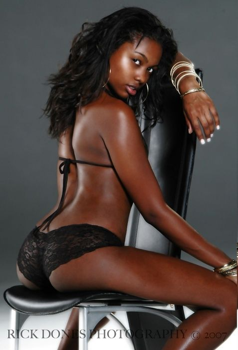 Hot and sexy black girl
