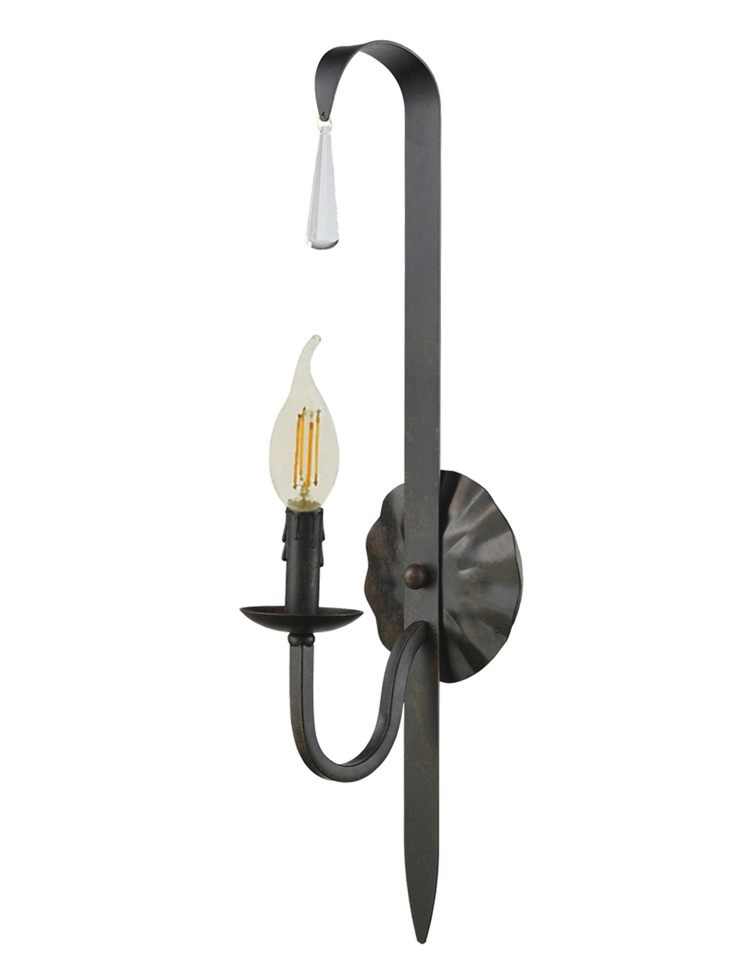 Sam 2 Light Wall Sconce