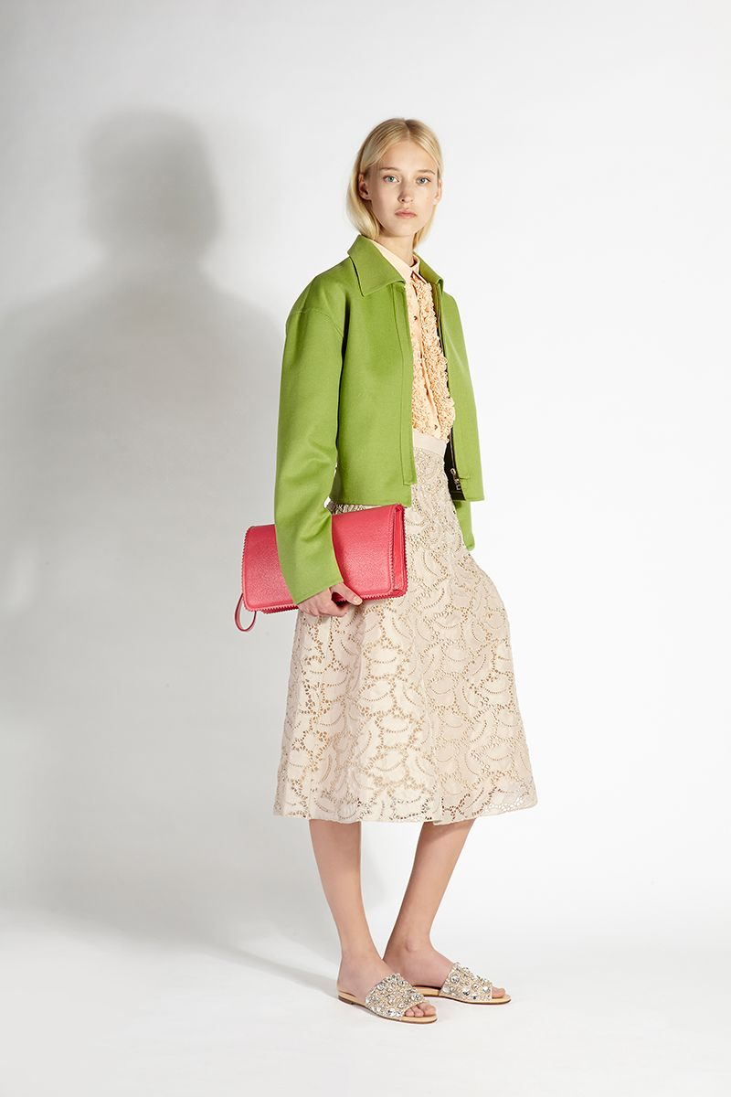 Rochas Resort 2015. Read the review on Vogue.com.