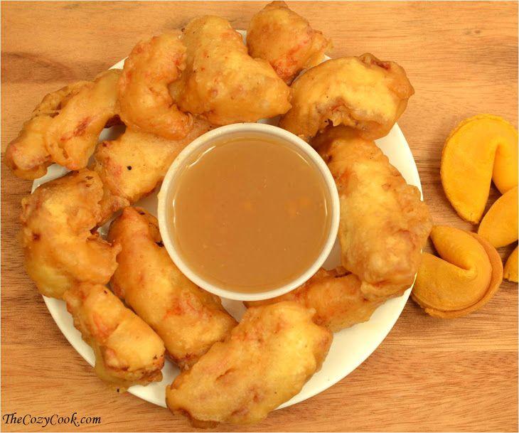 Chinese Chicken Fingers Recipe Yummly Recipe Homemade Chinese Food Food Chicken Finger Recipes