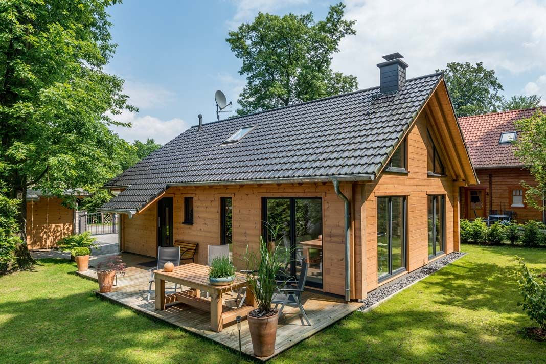 Hultahaus schwedenhaus galler u2013 holzhaus hultahaus for Einfaches holzhaus bauen