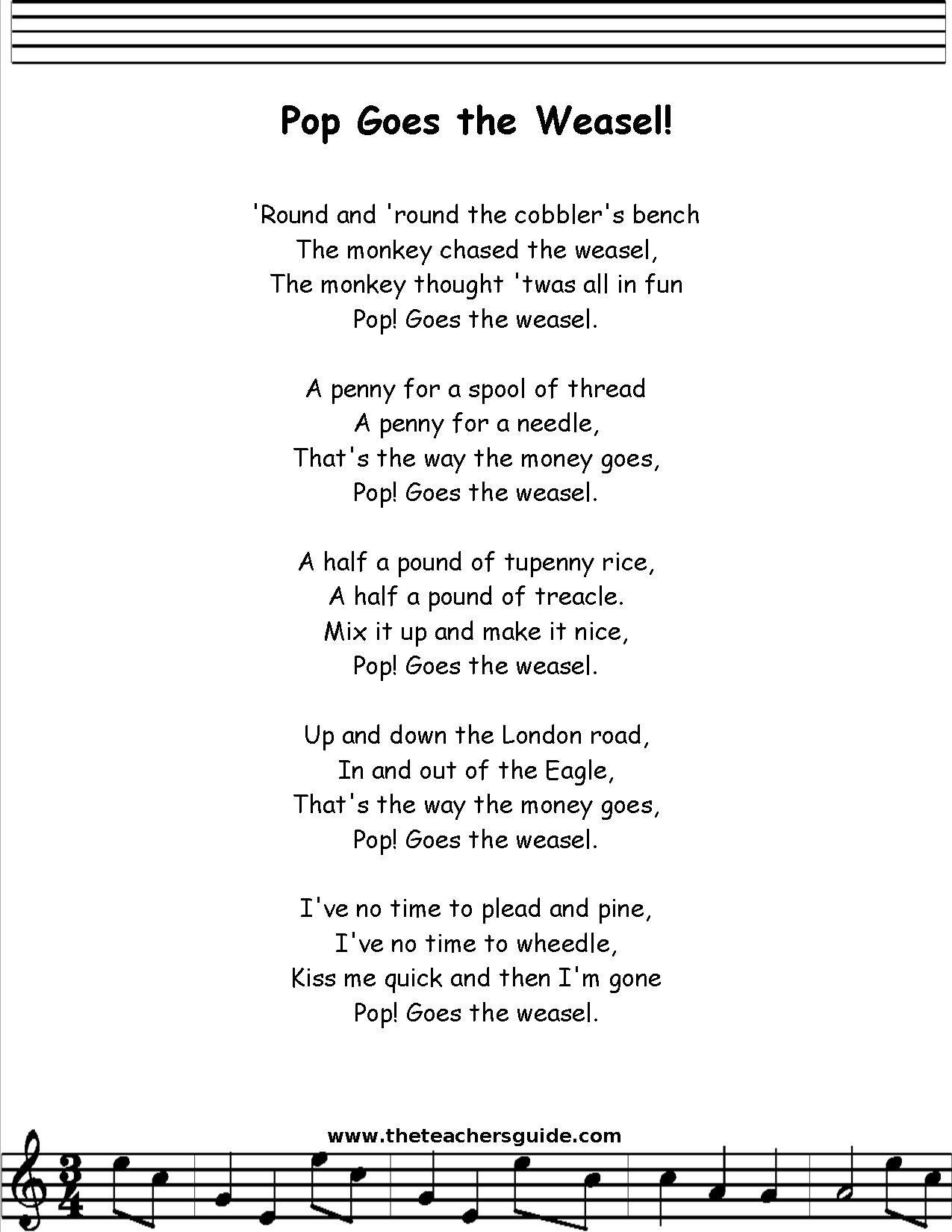 Muffin Man Lyrics Kid Song