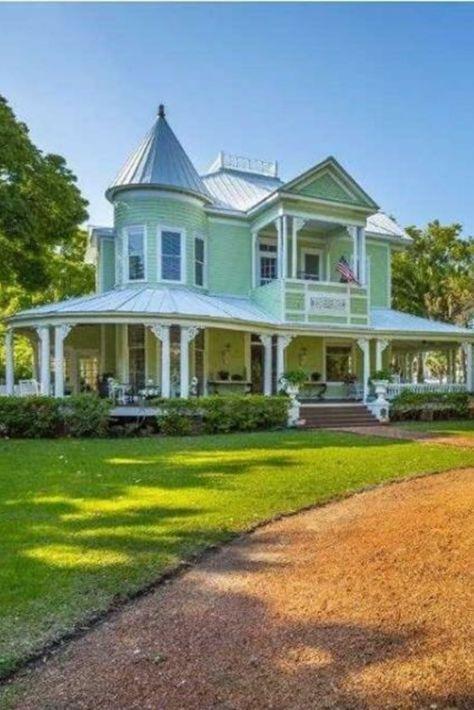 1895 Victorian In Apalachicola Florida