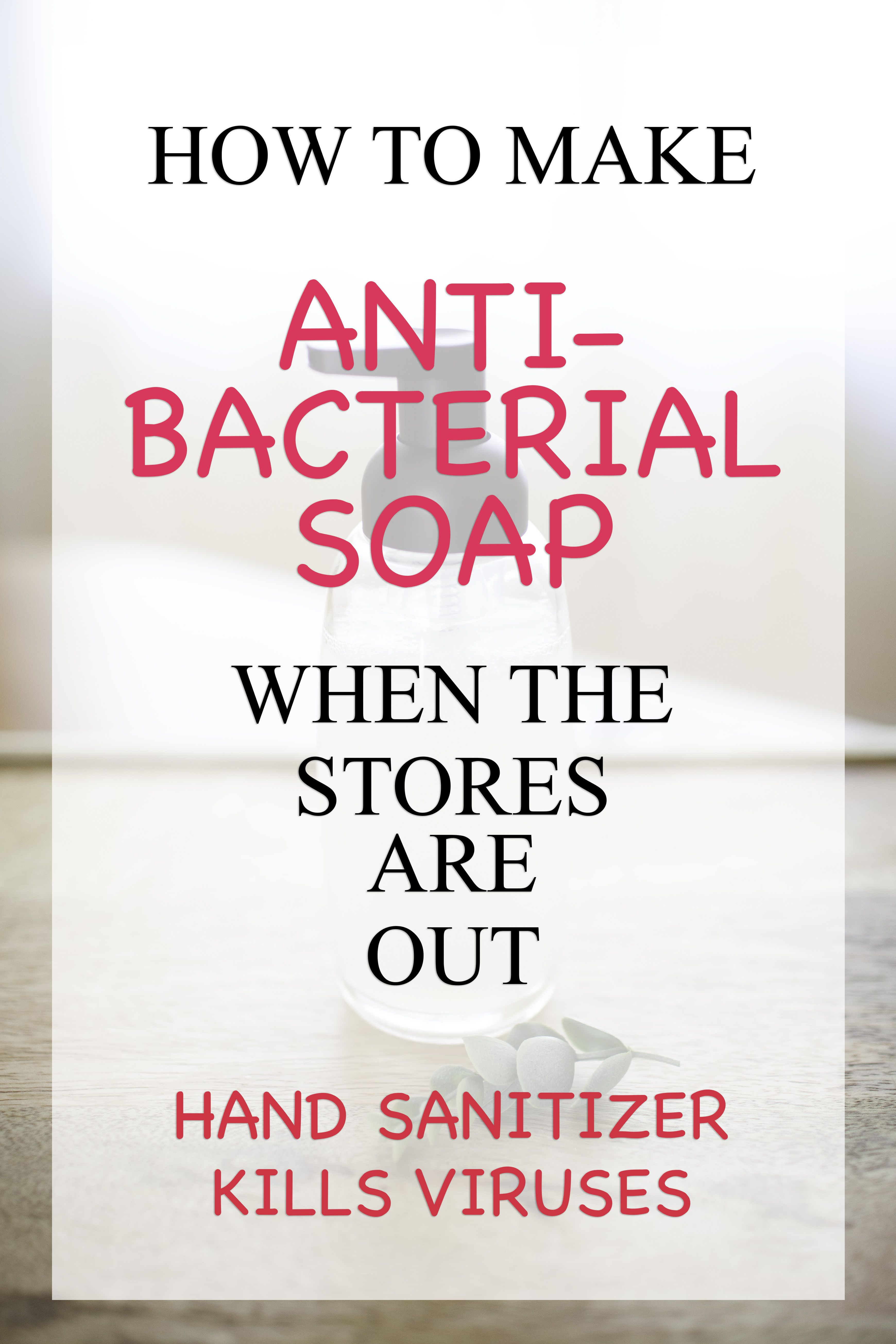 A Diy Kinda Day In 2020 Hand Sanitizer Antibacterial