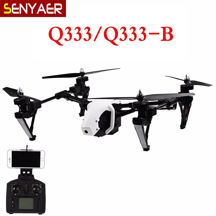 Professional Aerial Camera WLtoys Q333 B RC Helicopter With 720P Wifi Real Time