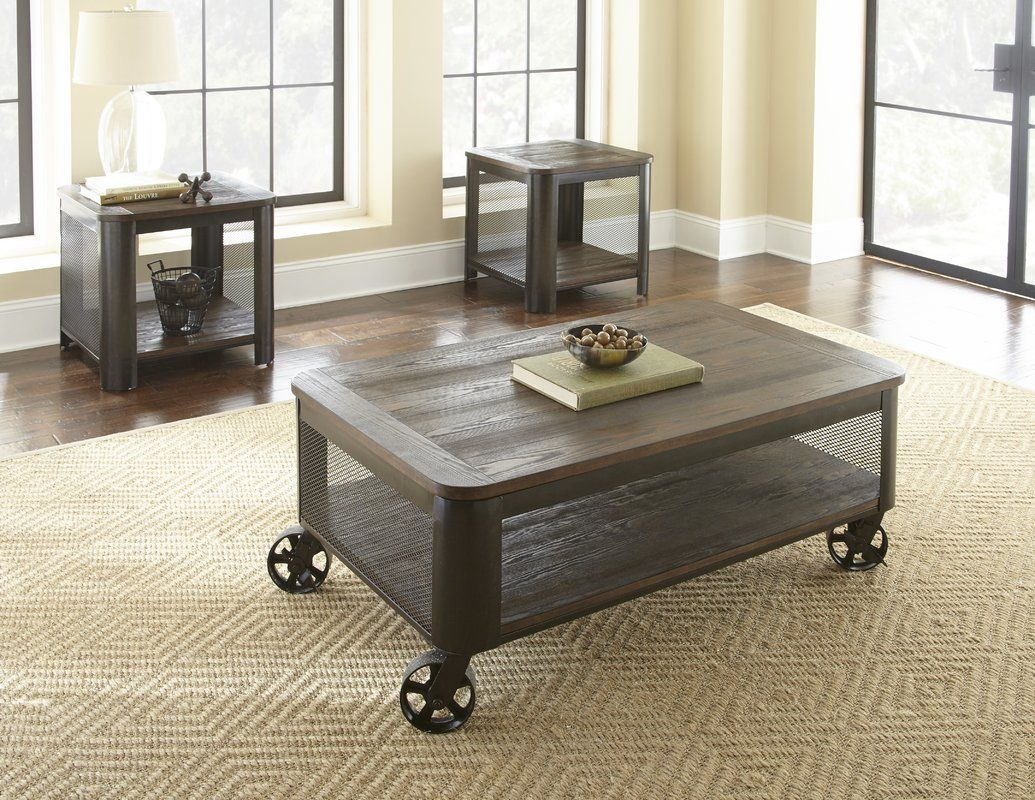 Emerico Lift Top Wheel Coffee Table With Storage Coffee Table With Casters Coffee Table Coffee Table With Wheels