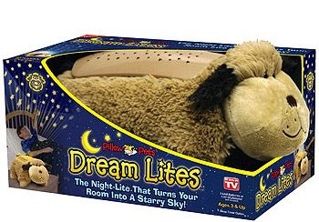 Pillow Pets Dream Lites Dog Ontel Products Corp Babies R Us Animal Pillows Tv Pillow Toys
