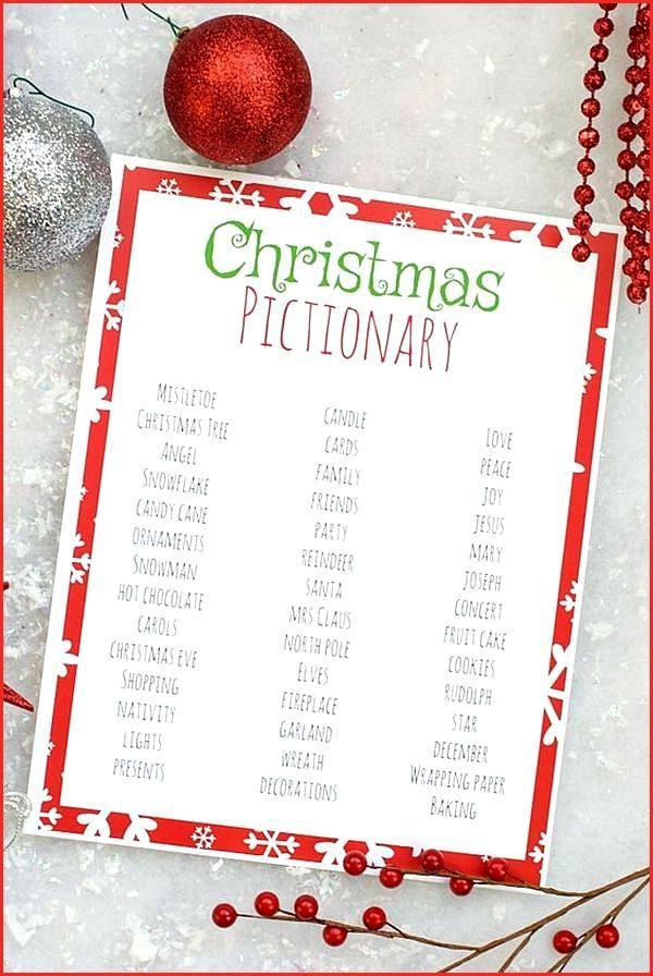 Weihnachtsfeier Ideen Spiele