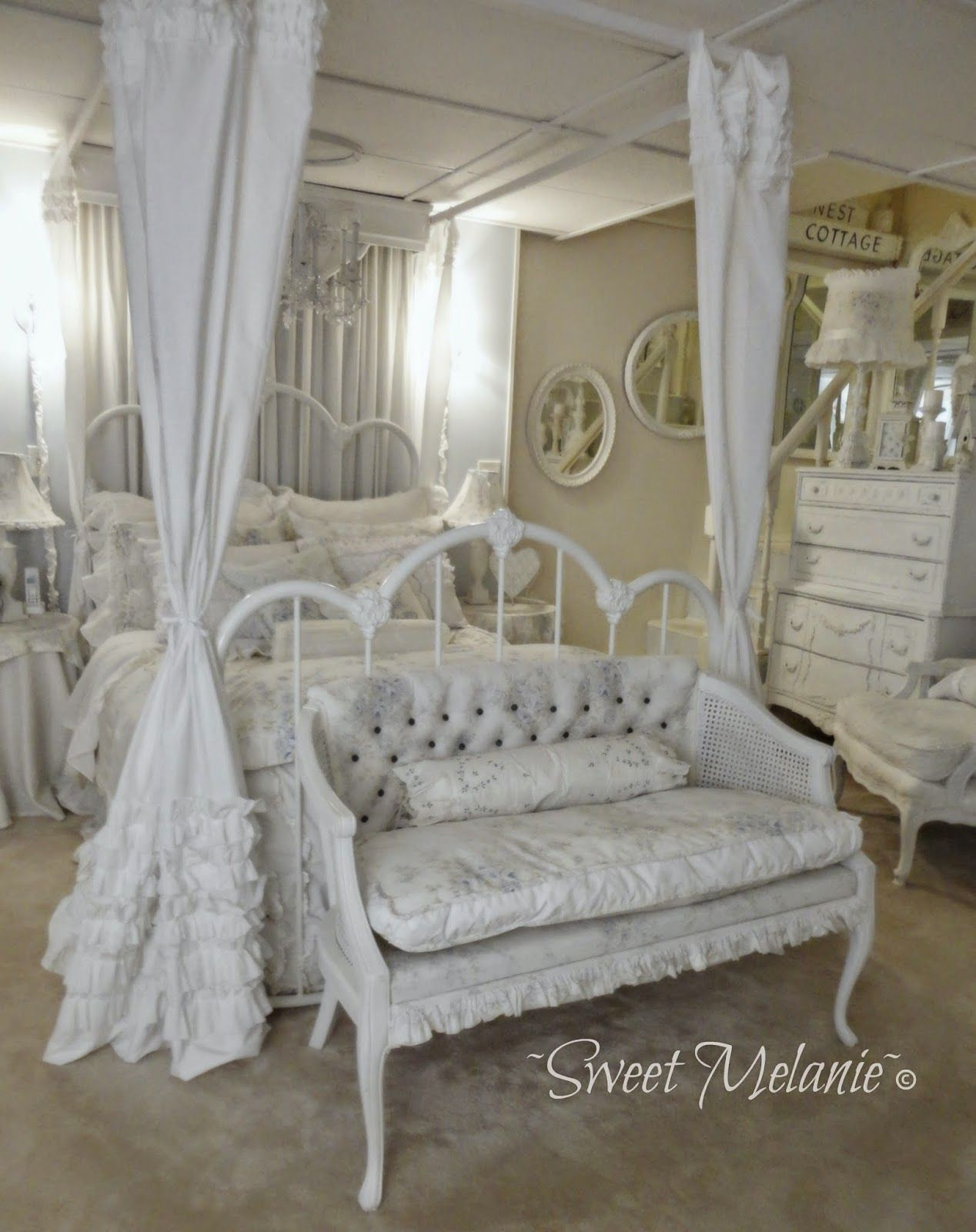 A Little Rearranging | Shabby chic bedrooms, Bedroom decor ...