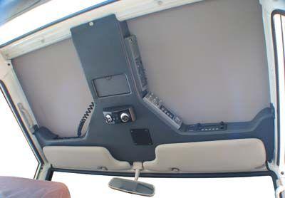 Overhead Console Custom Car Interior Ford Excursion Car Console
