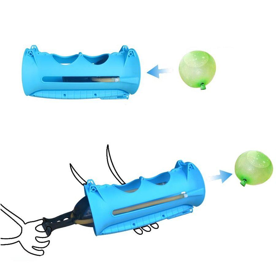Water Balloons Gun Funny Summer Outdoor Toy Balloon Bunch Water