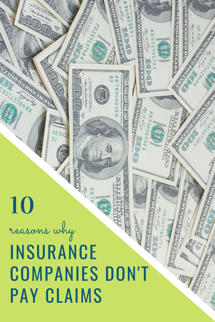 10 Reasons Insurance Companies Won't Pay Car Accident