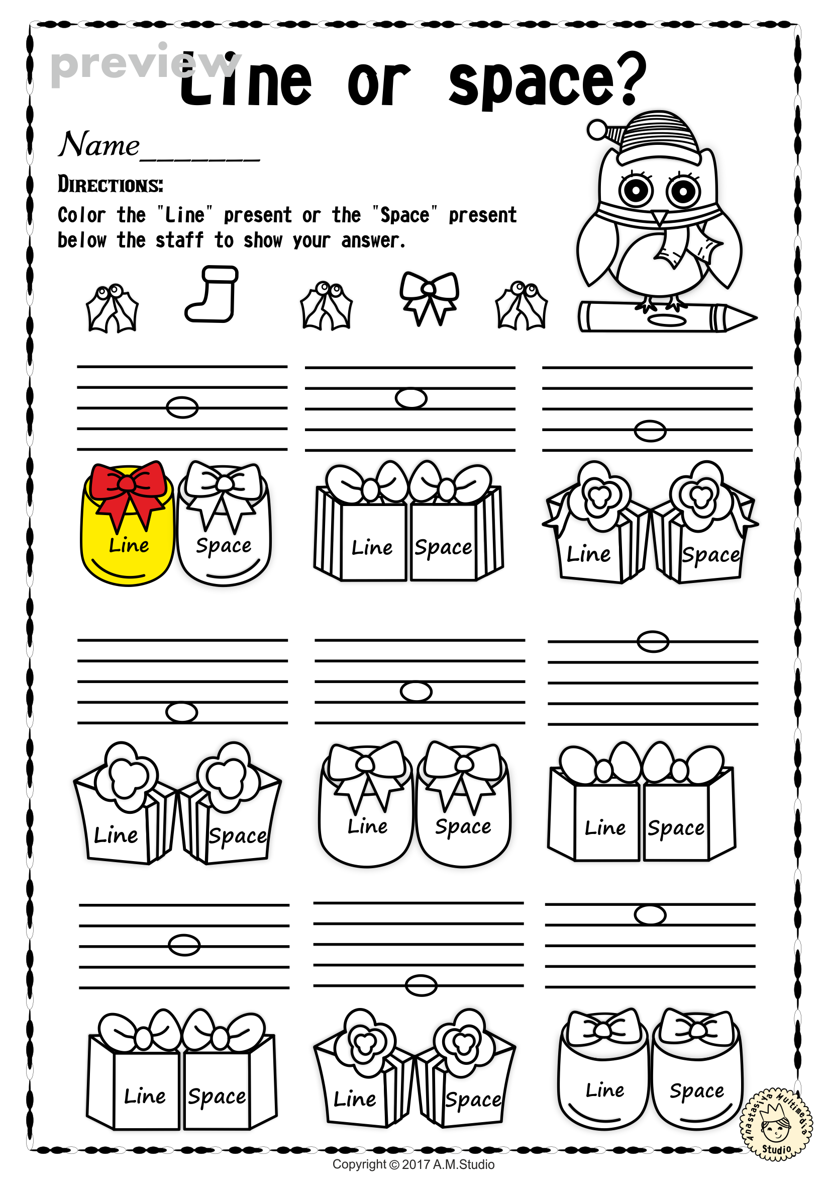 This Set Of 20 Music Worksheets Christmas Themed Is Designed To Help Your Students Practice Iden Christmas Music Worksheets Basic Music Theory Music Worksheets [ 2340 x 1646 Pixel ]